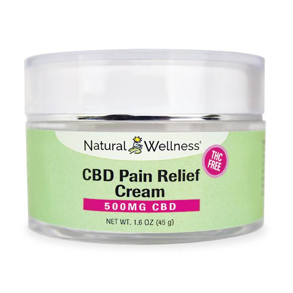 CBD Pain Relief Cream Large