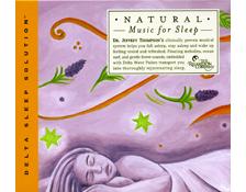Natural Music for Sleep CD
