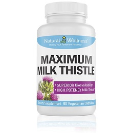 Maximum Milk Thistle<sup>&reg;</sup>