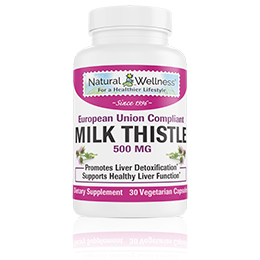 Milk Thistle 500 MG