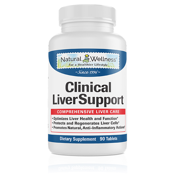 Clinical LiverSupport Bottle