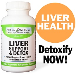 Liver Support & Detox - Bottle