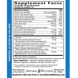 Thyroid Support - Supplement Facts