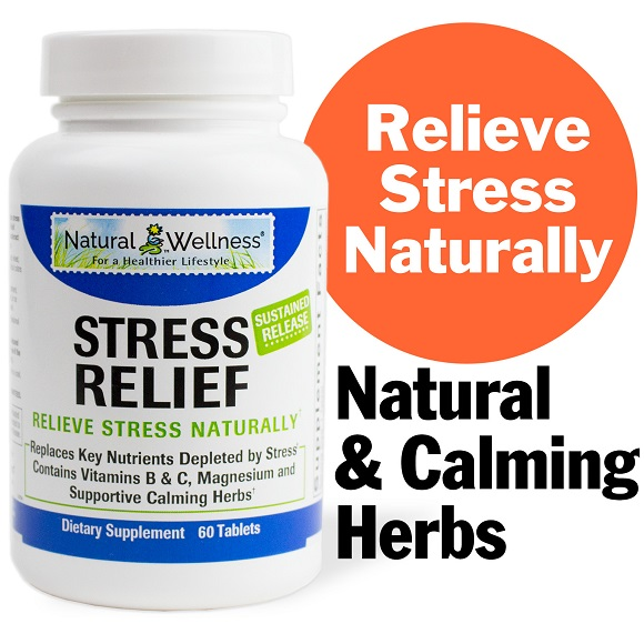 Stress Relief - Bottle Large