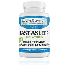 Fast Asleep - Bottle