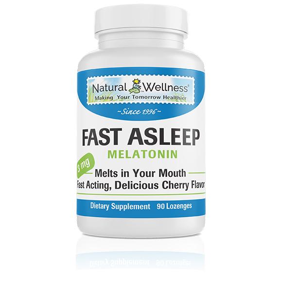 Fast Asleep - Bottle Large