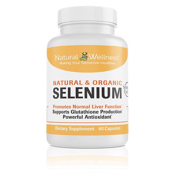 Selenium - Bottle