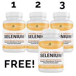 Selenium Buy 3 Get 1 Free