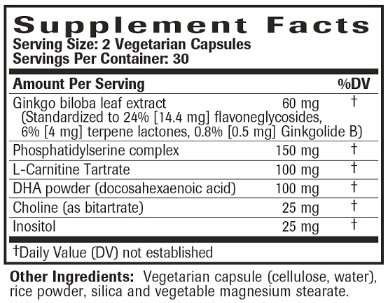 Brain Support Ingredients