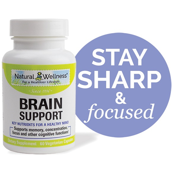 Brain Support - Bottle Large