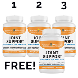 Joint Support Buy 3 Get 1 Free