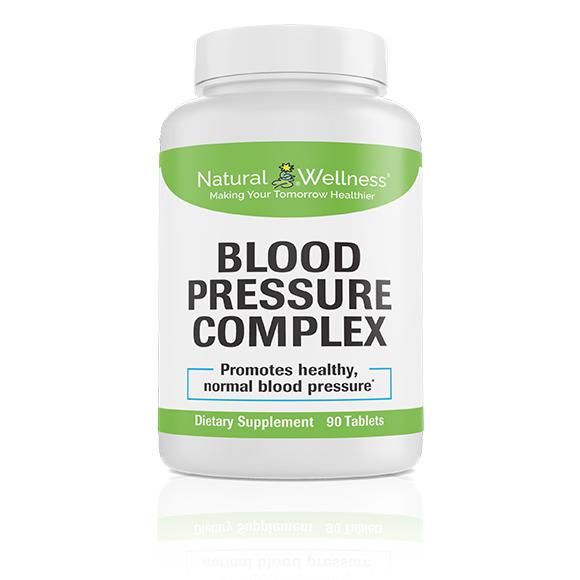 Blood Pressure Complex - Bottle Large
