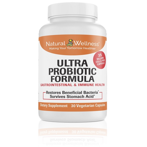 Ultra Probiotic Formula - Bottle Large