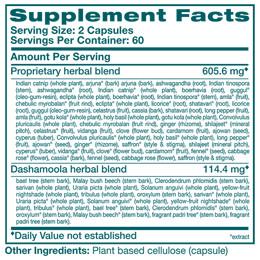 HeartCare - Supplement Facts