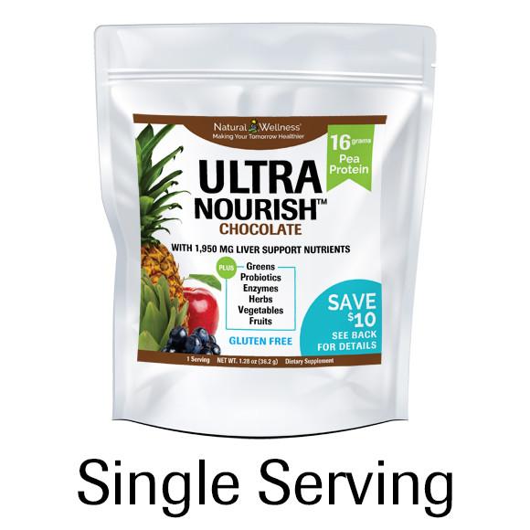Chocolate UltraNourish - Single Serving Large