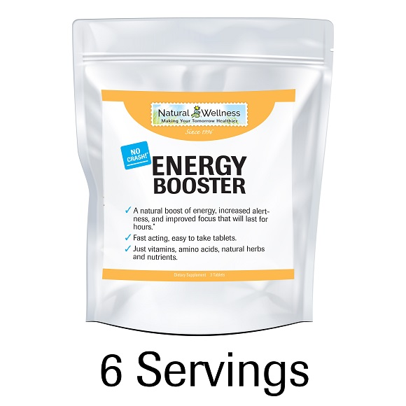 Energy Booster - Sample Large