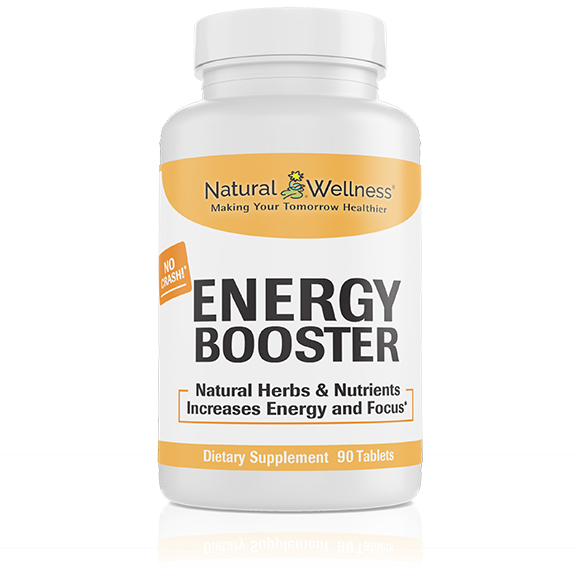 Energy Booster - Bottle Large