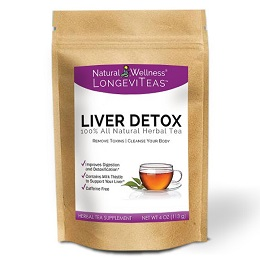 Liver Detox Tea - Package
