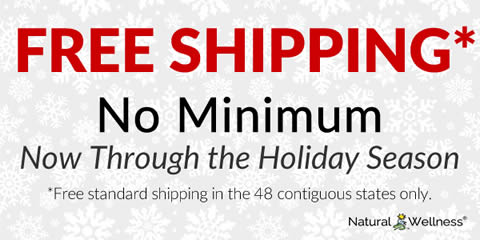 Free Shipping on All Orders for the Holidays