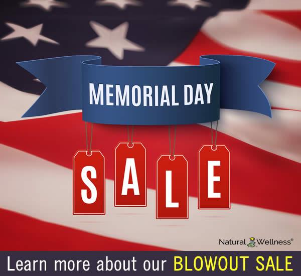 Memorial Day Sale!