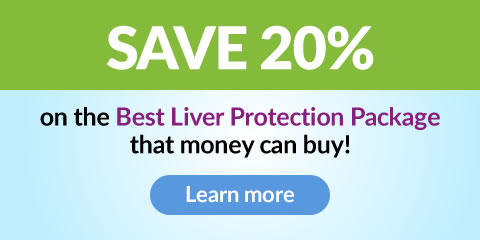 Save 20% - Liver Protection Package
